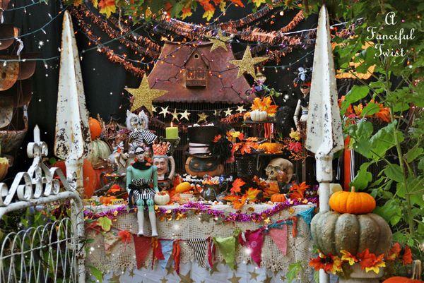 Halloween party 25