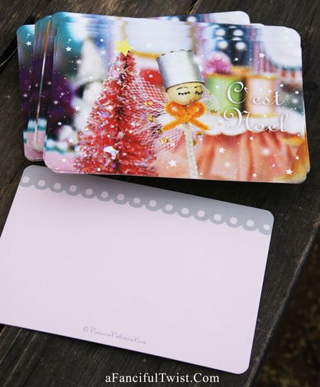 Christmas Cards A Fanciful Twist 3