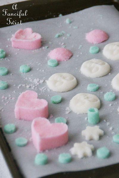 Homemade sugar cubes 7