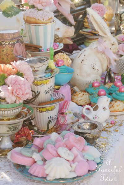 Mad tea party 29