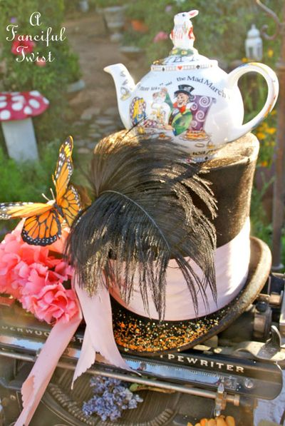 Mad tea party 12
