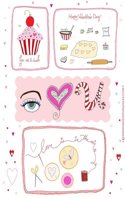 Bake sew sweet printable