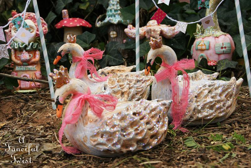 Swan parade