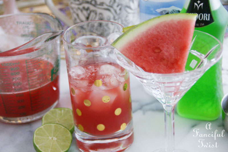 Watermelon cocktail 7