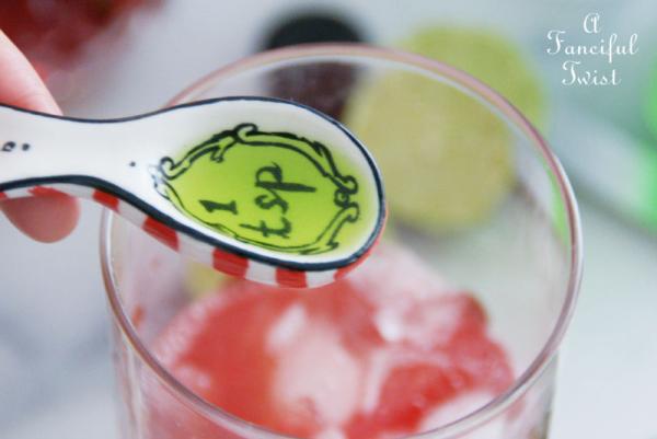 Watermelon cocktail 11