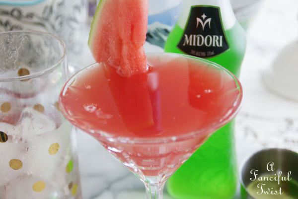 Watermelon cocktail 6