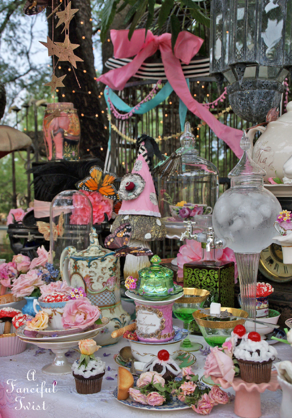 Mad tea party 16