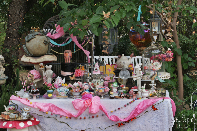Mad tea party 17