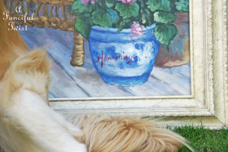 Hemmings painting