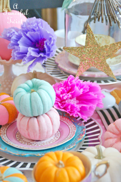 Pastel pumpkins 5