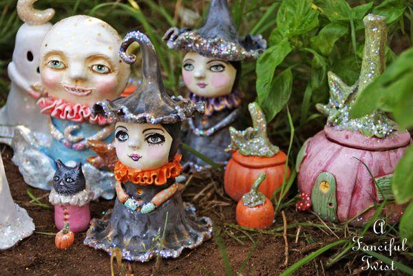 Halloween Littles by Vanessa Valencia 5