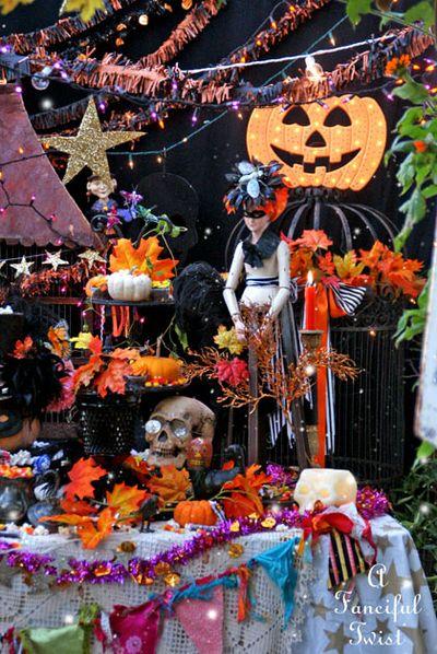 Halloween party 22