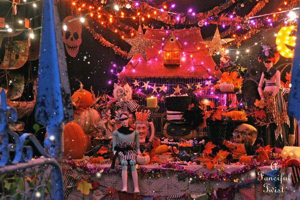 Halloween party 37