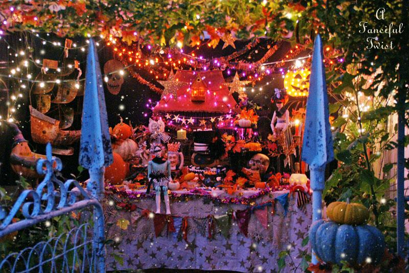 Halloween party 38
