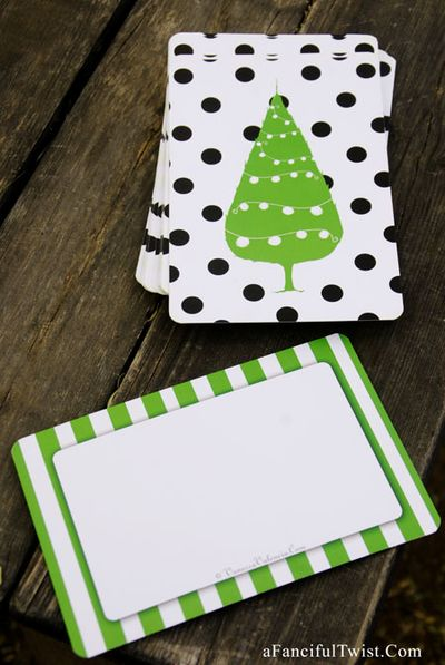 Christmas Cards A Fanciful Twist 4