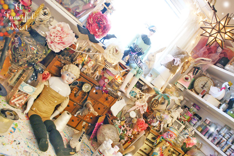 Dolls and tea 1