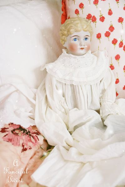Dolls and tea 6