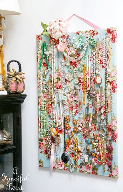Jewelry pin board 5