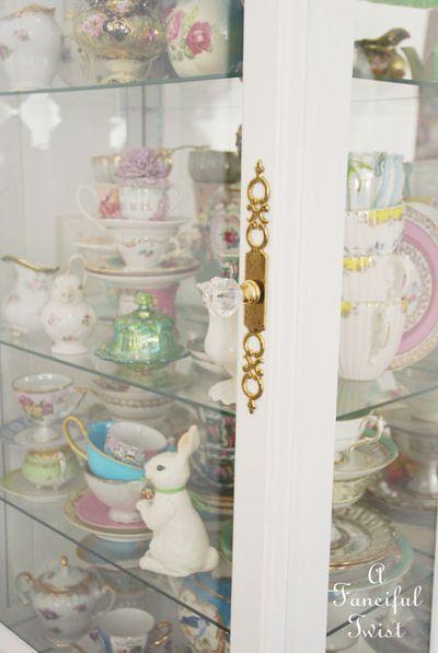 Tea cabinet 4