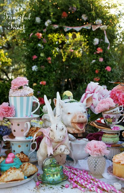 Mad tea party 1