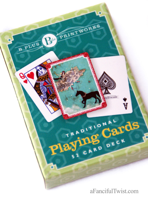 Theater of dreams playing cards 2