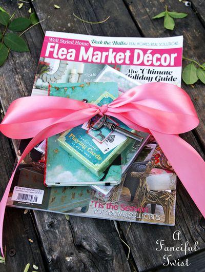 Flea market decor 1