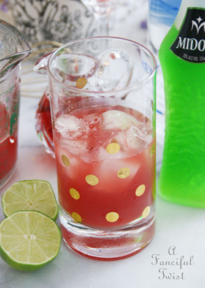 Watermelon cocktail 8