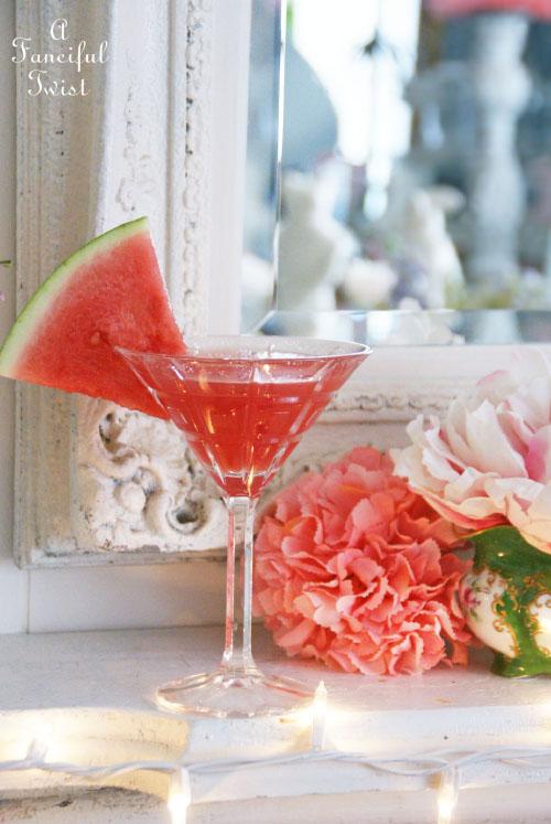 Watermelon cocktail 4