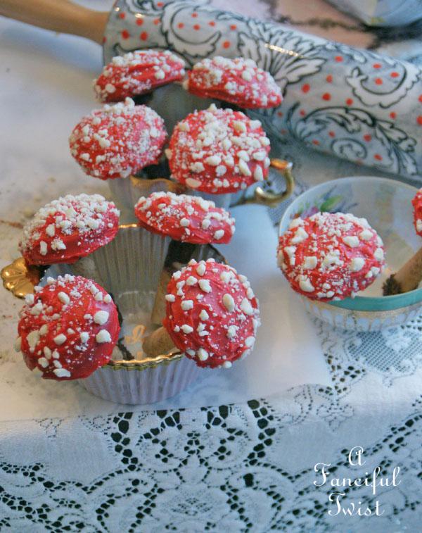Cookie mushrooms 12