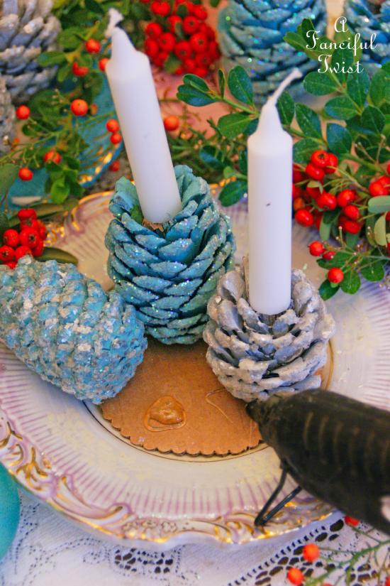 Pine cone craft 13a