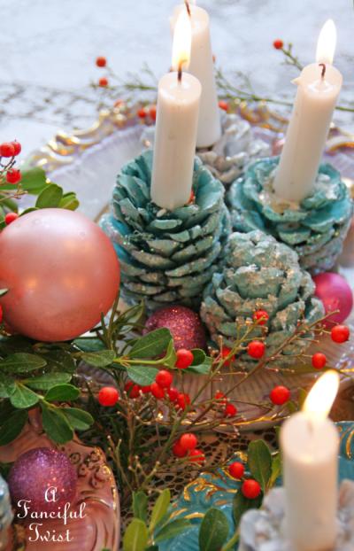 Pine cone craft 21a