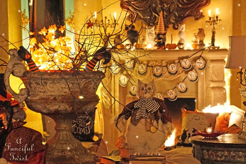 Halloween house 11