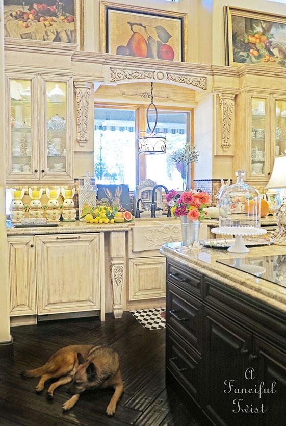 Kitchen interior 2a