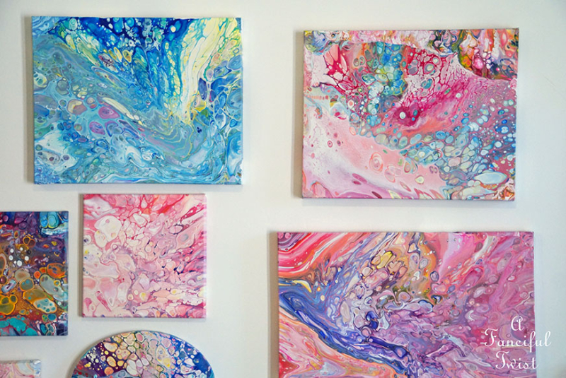 Colorful abstract art 18