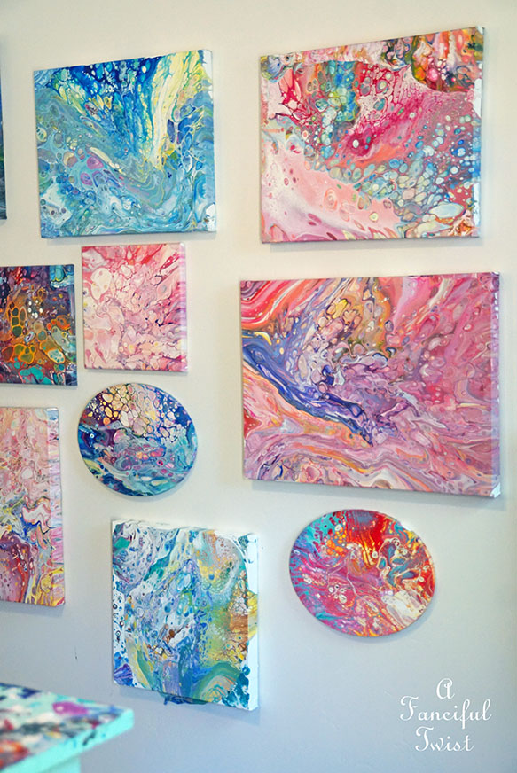 Colorful abstract art 17