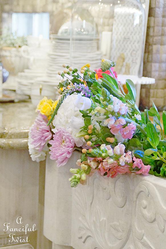 Kitchen flowers 4