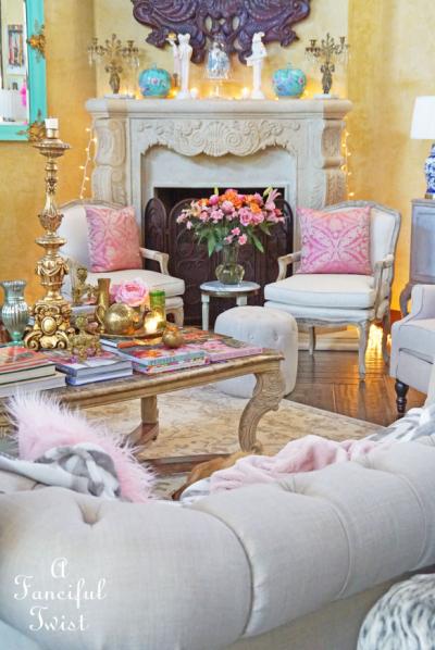Pink decor 9