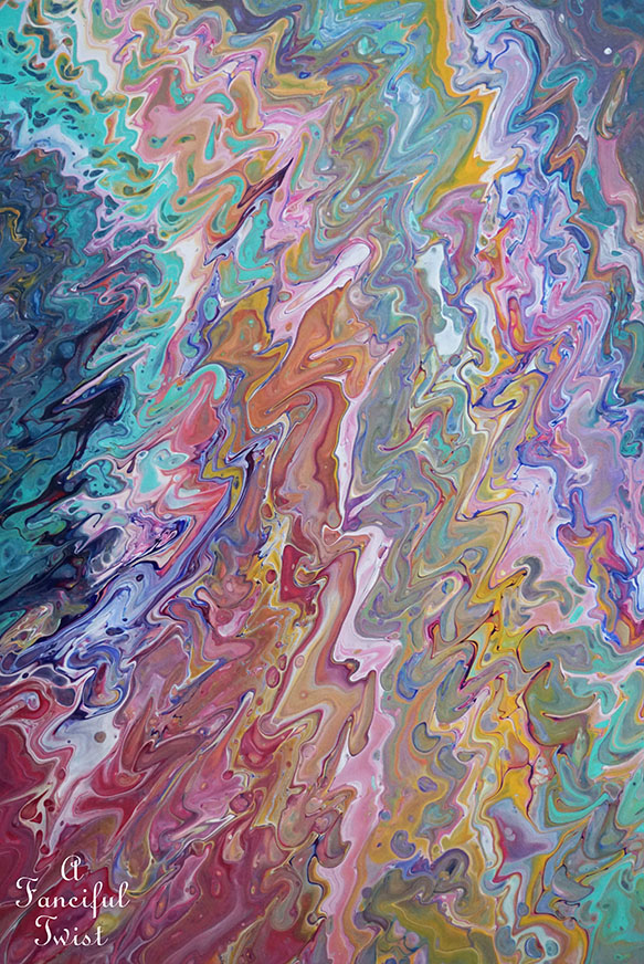 Colorful abstract art 2