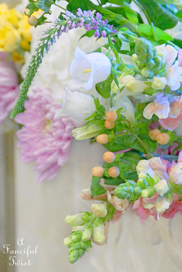 Kitchen flowers 6