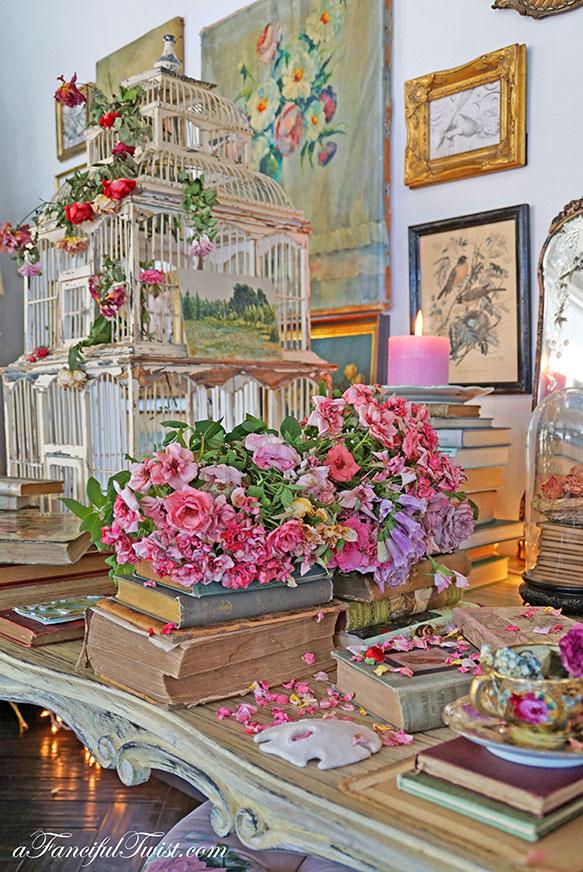 Vintage roses 8