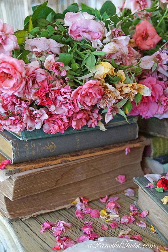 Vintage roses 10
