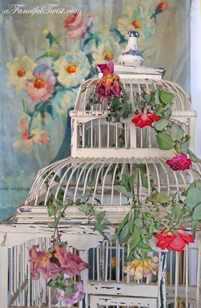 Vintage roses 4