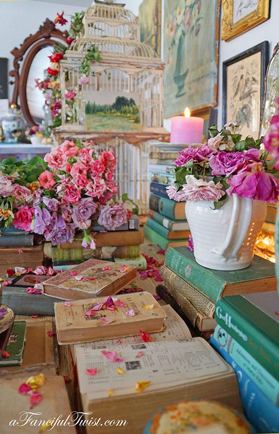 Vintage roses 12