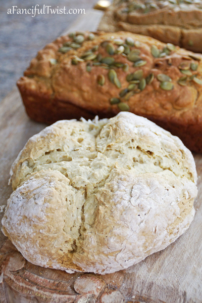 Easy soda bread 6