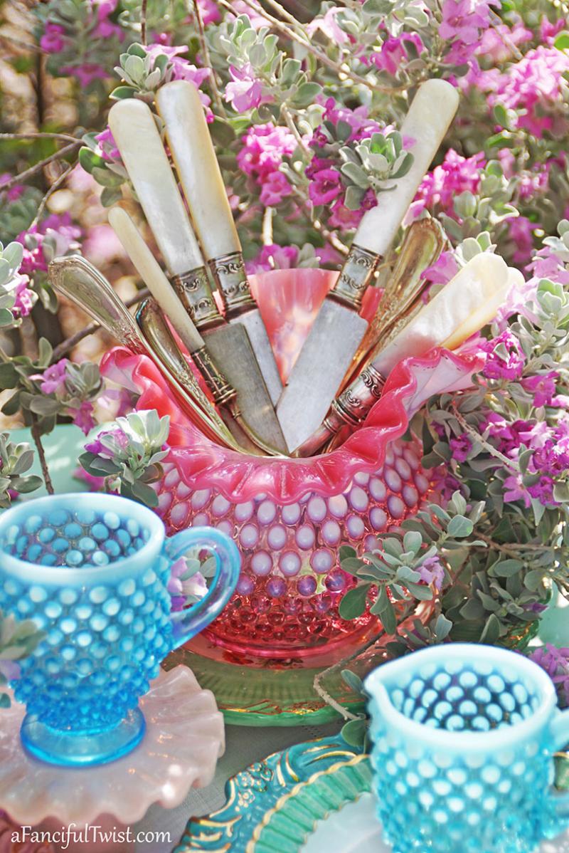 Tea in the garden 3