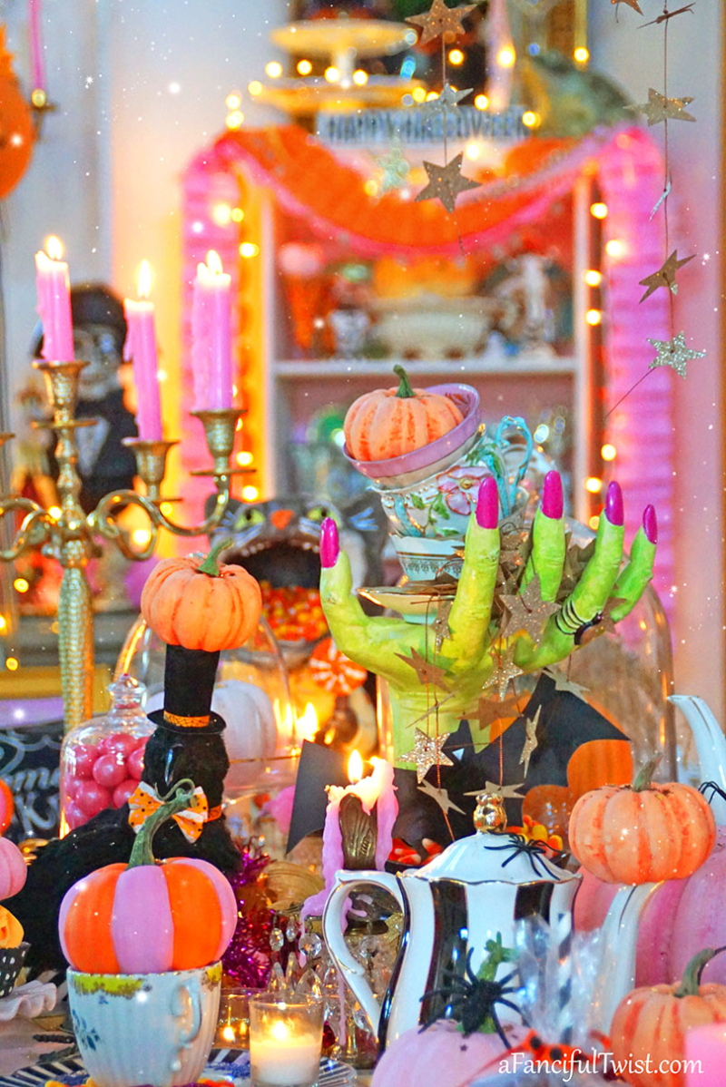 Halloween tea party 4