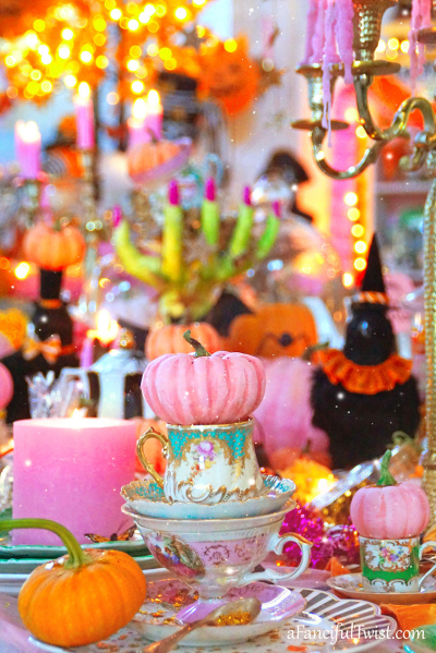 Halloween tea party 7