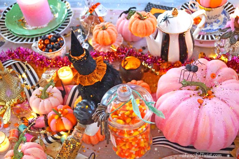 Halloween tea party 21
