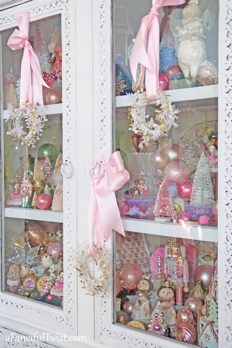 Christmas cabinet 1