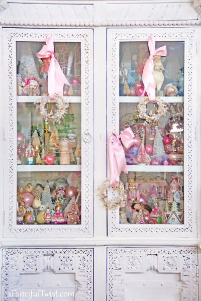 Christmas cabinet 4